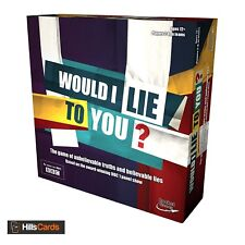 Would I Lie To You: The Board Game Of Unbelievable Truths and Believable Lies
