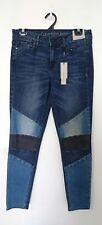CALVIN KLEIN Legging NWT Skinny Anouk Multicolour Women's Jeans RRP $120