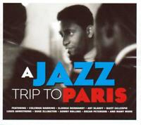 A JAZZ TRIP TO PARIS - VARIOUS ARTISTS  (NEW SEALED 2CD)