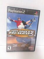 Tony Hawk's Pro Skater 3 (Sony PlayStation 2, 2002) Complete Tested Fast Ship