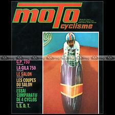 MOTOCYCLISME N°53 TESTI 50 CHAMPION SUPER OTUS CIMATTI SAGITTARIO 4M SALON 1973