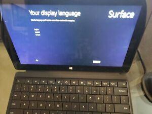 Microsoft Surface Pro 10.6in Core i5 3317U 4 GB RAM 256 GB SSD Wi-Fi - Dark Tit…