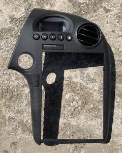 2004 - 2008 PONTIAC GRAND PRIX CENTER DASH RADIO BEZEL TRIM Switch w/ 5 Buttons