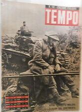 TEMPO 1 8 maggio 1941 Inglesi Dardanelli a Bengasi Campagna dei Balcani Camogli