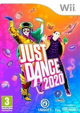 Just Dance 2020 - Nintendo Wii Tanzspiel - NEU OVP