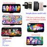 My Little Pony Inspired leather wallet flip phone case for Huawei Samsung S10