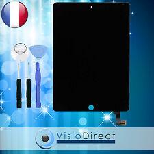 Ecran complet pour iPad Air 2 noir vitre tactile + ecran LCD + outils