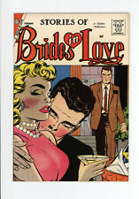 BRIDES IN LOVE #11 - HEADLIGHTS COVER - GORGEOUS HIGH GRADE 1959 - NONE ON CGC