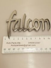 Ford Falcon 110mm as pictured plastic used excellen condition rear boot lid side
