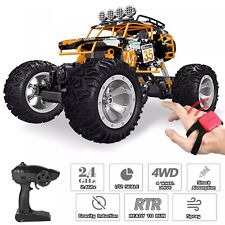 New listing RC Car 2.4Ghz 1/12 Spray Car Off Road RC Trucks 4WD Climbing Vehicle with Contro