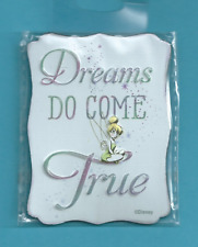 Disney Dreams Do Come True Tinker Bell Magnet Buy 2 magnets Get another one Free