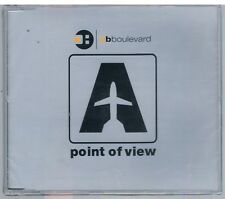 DB BOULEVARD POINT OF VIEW CD SINGOLO SINGLE cds SIGILLATO!!!