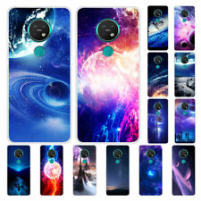 For Nokia 7.2 6.2 4.2 3.2 2.2 3.1A X71 Slim Painted Soft Silicone TPU Case Cover