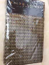 Ralph Lauren Derbyshire House Paxton 400TC Tweed paire de Euro taies