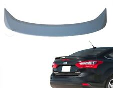 for 2012 2013 2014 Ford Focus Rear Trunk Spoiler