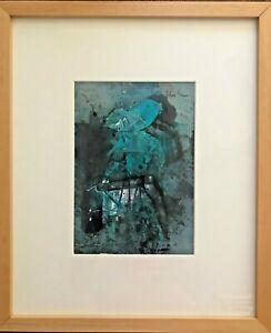 ROBERT GRIEVE - Blue Emerging Figures