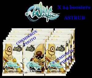 Display 24 boosters de 15 cartes WAKFU DOFUS série ASTRUB La MENACE ROUBLARDE