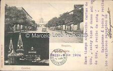 MEXICO GUADALAJARA DOS VISTAS HOSPICIO CATEDRAL ED. LIBRO MAYOR 1904