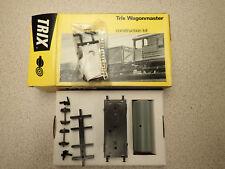 Trix Wagonmaster 2024 Tank Wagon Kit Total Grey Unmade