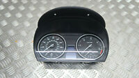 BMW X1 E84 2.0 DIESEL MANUAL INSTRUMENT CLUSTER CLOCKS SPEEDO 9187371 REF4863