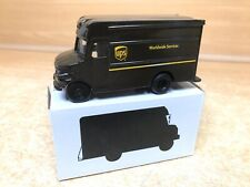 Staples UPS DieCast Delivery Truck Promotional Item Rare Van