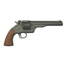 """1//6 SCALA Sideshow giocattolo l/'agente dell/'FBI Frank WEBLEY Revolver Nero per la figura 12/"""""""