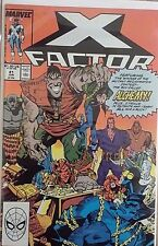X-Factor # 41 (June 1989, Marvel) NM-
