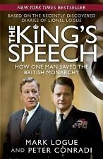 The King's Speech: How One Man Saved the British Monarchy-ExLibrary
