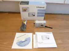 Polaroid 10 Digital Camera - Silver. i1032