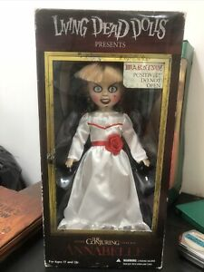 MEZCO LIVING DEAD DOLLS ANNABELLE VARIANT THE CONJURING NEW LIMITED EDITION RARE