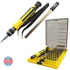 Screwdriver Set 45 in 1 Precision Torx Hex Repair Tool Tweezer Kit Mobile Phone