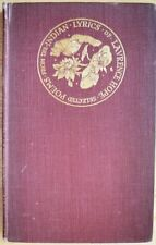 Selected Poems from The Indian Love Lyrics of Laurence Hope (Heinemann, 1922)