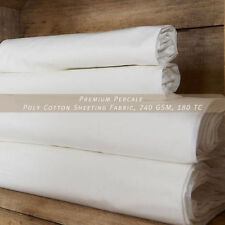 """Crafts Solid/Plain More than 60"""" Unbranded Fabric"""