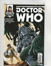 Doctor Who: The Fourth Doctor #3 NM- 9.2 Cover A Titan Books
