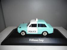 HILLMAN IMP (1963-66) POLICE KENT ATLAS 1:43