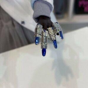 INTEGRITY TOYS NEO LOOK RETROFUTU  ADELE  MAKEDA FASHION OUTFIT metal fingers