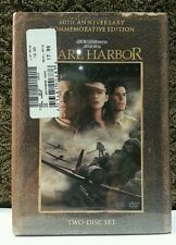 Pearl Harbor DVD 2-Disc - Widescreen 60th Anniversary Set NEW & Sealed