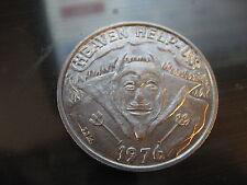 1976 heaven help us satan devil Mardi Gras Doubloon Coin new orleans SALE