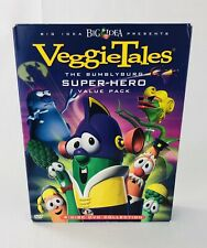 Veggie Tales The Bumblyburg Super-Hero Value Pack DVD Set Big Idea Productions