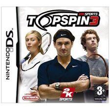 TOP SPIN 3, PAL ESPAÑA ¡¡¡NUEVO Y PRECINTADO!!!