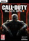 CALL OF DUTY BLACK OPS III 3 PC NUEVO PRECINTADO EN CASTELLANO PC