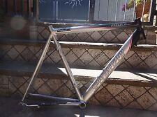 Vintage Specialized Allez Comp frame broken,for part