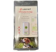 Weenect GPS Dog Tracker - Smallest in the World - Find your lost dog