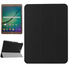 Samsung Galaxy Tab S2 9.7 T810 T815 - Housse Etui et support tablette - Noir