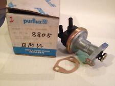 2/ BMW 320--10/82  520 E12 79-81l  Benzinpumpe Kraftstoffpumpe Purflux 8805/ NOS