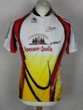 Vintage GIORDANA Maillot de cyclisme Homme Taille L-Made in Italy