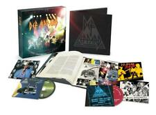 Def Leppard - The Early Years - 79 - 81 - 5CD Box Set
