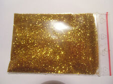 10 Gr.*  gold * Glimmer Glitzer Glitter Streu Deko Basteln Nailart Schminken