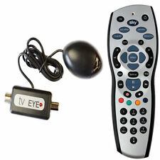 Black Tv Magic Eye/TV LINK with SKY PLUS HD REMOTE CONTROL GENUINE REPLACEMENT