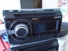 Sony WX900BT Bluetooth CD/MP3/USB Autoradio